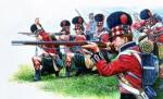 1:72 Hochland-Infanterie Napol. Kriege Carson 6004 510006004
