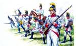 1:72 Österr. Infanterie Nap. Krieg Carson 6005 510006005