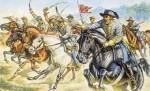 1:72 Konf�derierten Kavallerie Carson 6011 510006011