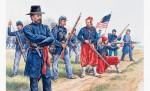 1:72 Nordstaaten Infanterie und Zuaves Carson 6012 510006012