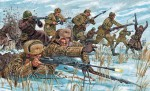 1:72 WW2 - Russ.Infanterie(Winter Unif.) Carson 6069 510006069