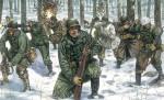 1:72 WWII - U.S.Infanterie Winteruniform Carson 6133 510006133