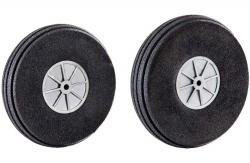 70mm Super Slim Lite Räder (Paar) DuBro F-DB275SSL