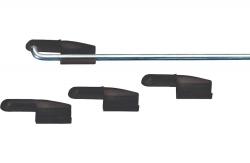 Micro2 E/Z Gestängeclips f. 1,2mm Gestänge (4 Stk) DuBro F-DB920