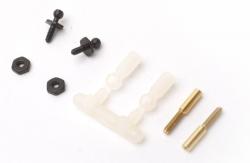 Micro Kugelköpfe f. 0,8mm Gestänge (2 Stk) DuBro F-DB928