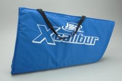 JSM Xcalibur Flächen-Tasche JSM
