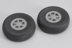Profiliertes Rad (Luft) (Pr) - 3 (75mm)