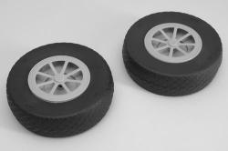 Profiliertes Rad (Luft) (Pr) - 6 (150mm)