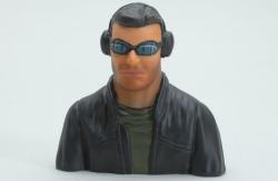 Slimline 'Kurt' Pilotenfigur Slimline