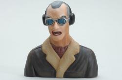 Slimline 'Gramps' Pilotenfigur Slimline