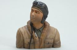 Slimline 'Dick' Pilotenfigur Slimline