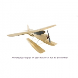 FT Simple Cub FloatSet Graupner FT4137 Flite Test  Sonderposten