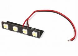 FRONT WHITE LED PCB Graupner 16520.22
