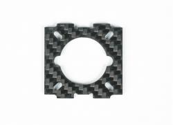 Kamerahalteplatte Kohlefaser Graupner 16520.6
