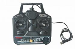 Simulatorsteuerung SIM-Control 6 Mode2 RC Simulatorsteuerung Graupner 33006.M2