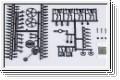 Kleinteile-Set für Depron-Modelle schw. Graupner 7817.S