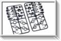 Dämpferteileset Kunststoff Graupner 90071.10