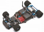 WP YOKOMO R12 PAN CAR M1:12 Graupner 90403