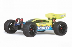 Dinity Buggy Brushless-Drive Elektro Offroad Buggy Maßstab 1:10 Graupner 99563