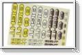 8IGHT Decalsatz) Graupner A8370