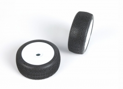 1:8 B, V-MAX tires,Super Soft glued Graupner BE2111SSG