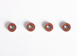 Kugellager 5x10x4 mm4 Stück Graupner H84077