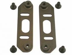 Motorhalteplatte leicht CNC Graupner H87077C