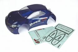 Karosserie kurz blau Graupner H90075BU