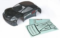 Karosserie kurz grau Graupner H90075DG