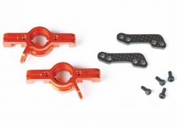 Achsschenkel CNC vorne 2 Stück Graupner HOP.0002
