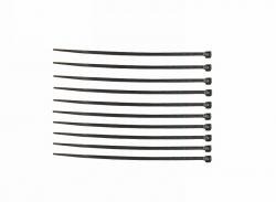 Kabelbinder 2,5mm 100mm lang VE10 Graupner S8436