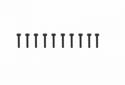 Schraube Innensechskant M3x15 (10) Graupner H32315
