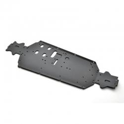 Alu Chassisplatte Graupner H85019