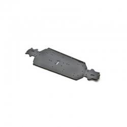 Aluminium Chassisplatte für Elektro Graupner H85032
