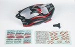Karosserie lackiertschwarz Graupner H90042.B