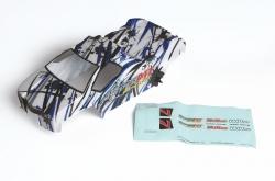 Karosserie blau Graupner H94067BU