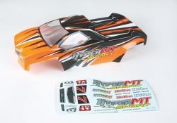 Karosserie orange Graupner H94067RG