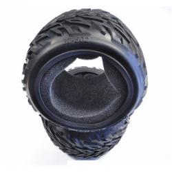 Reifen für Monster Truck mit Einlage 2 S Graupner HBT-502