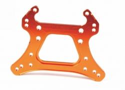 Stoßdämperplatine vorne leicht CNC Graupner HOP.0025