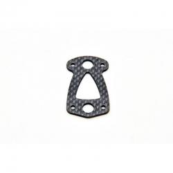 Platte CFK zu Mitteldiff 2,5mm Graupner HOP-0107