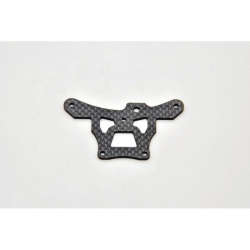 Servo saver Platte 2,5mm CFK Graupner HOP-0109