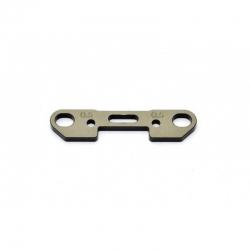 Alu Querlenkerhalterung hinten unten 0.5 Graupner HOP-0117