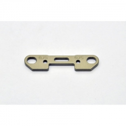 Alu Querlenkerhalterung hinten unten 0.7 Graupner HOP-0118