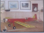 Charivari 3D Holz ARF Bausatz 8013