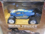 Losi 1/24 4WD Micro Truggy RTR, blau Horizon LOSB0244IT2