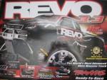 RTR REVO 3.3 m.TQi 2,4 GHz Telemetrie-RC Traxxas 295307