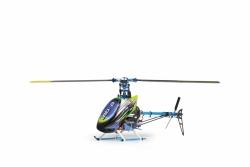 E-Rix 450 Carbon V2 RTF Gas Links uneingeflogen Jamara 031596