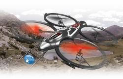 Quadrodrom Quadrocopter m. HD-Kamera Jamara 038585
