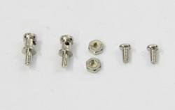Gestängeanschluss Mini 1mm VE 2St. Jamara 170046