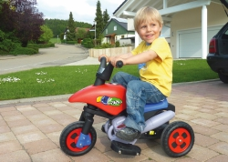 Ride-on E-Trike 6V m. Richtungsschalter Jamara 404771